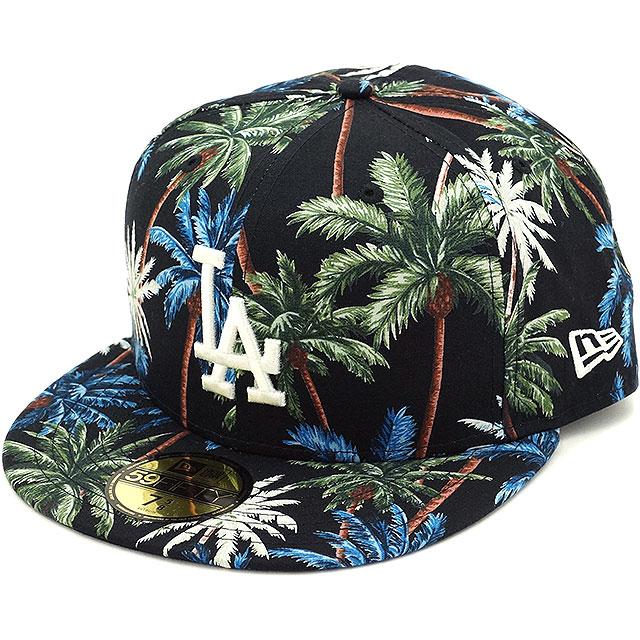 lowest price e1519 8a869 Palm tree new era Los Angeles Dodgers Cap NEWERA men women 59FIFTY LAD PALMTREE  CAP ...