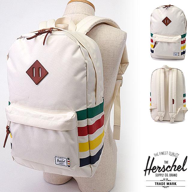 12e61baf18f Herschel supply heritage Luc Herschel Supply men s women s backpack  rucksack Heritage (10007 SS16)