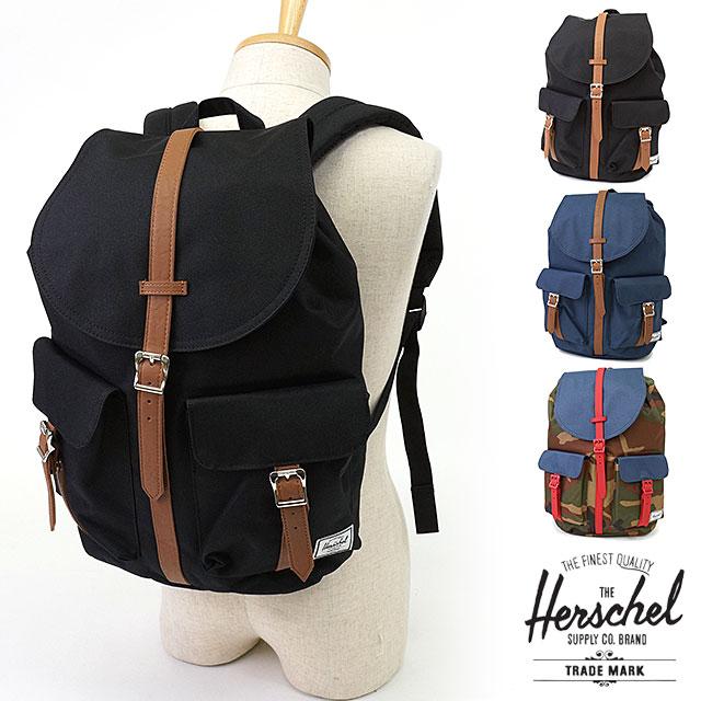c88b5bd9d17 Herschel supply Dawson Luc Herschel Supply men s women s backpack rucksack  Dawson (10233 SS16)