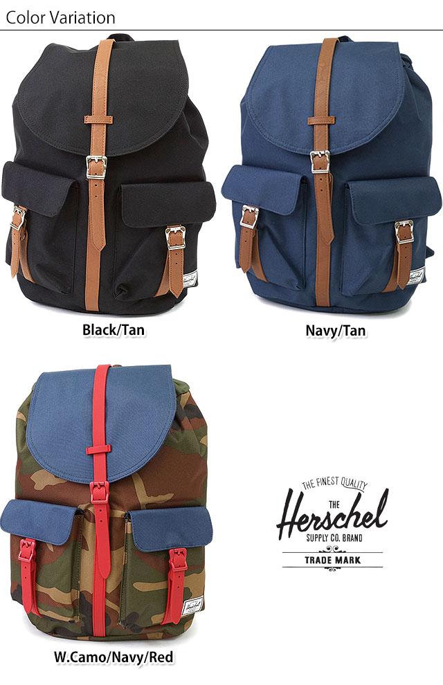 f5522fcb27a Herschel supply Dawson Luc Herschel Supply men s women s backpack rucksack  Dawson (10233 SS16)