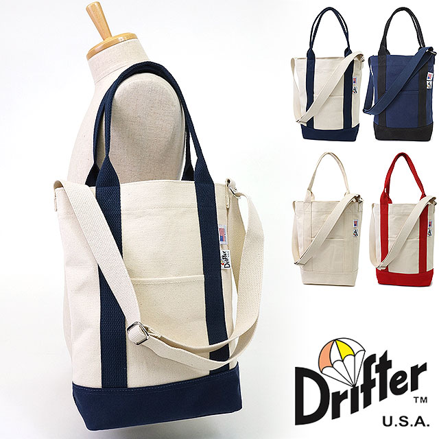 Drifter Canvas Shoulder Tote Drifter CANVAS SHOULDER TOTE tote bag (DF3620  SS16) 6e42ad4dc