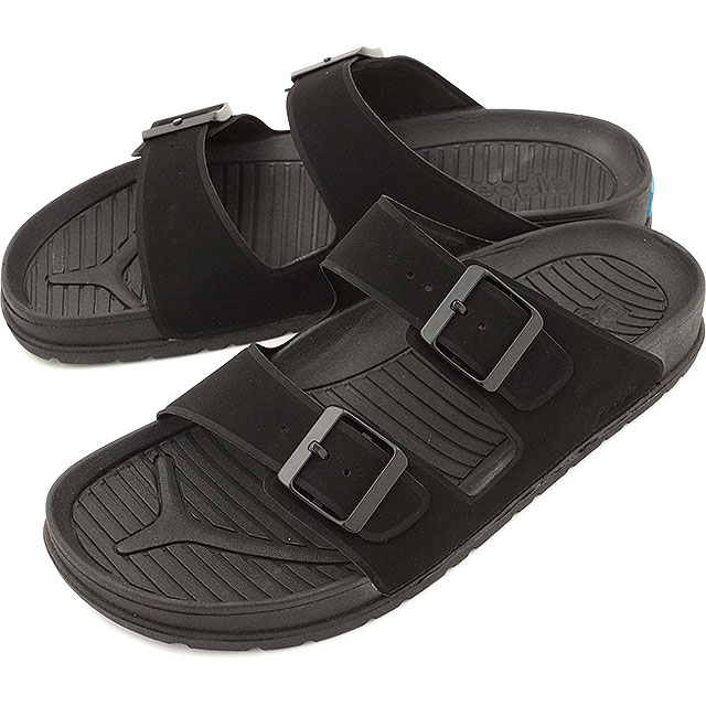 926d208ce90d People footwear plays  non-People Footwear men gap Dis sandal THE LENNON  REALLY BLACK REALLY BLACK (NC04-030 SS16)