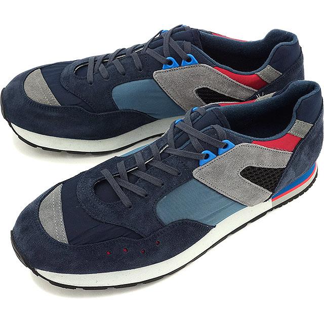 【即納】リプロダクション オブ ファウンド フレンチトレーナー REPRODUCTION OF FOUND メンズ レディース ミリタリースニーカー 靴 1300FS NAVY (SS16)【コンビニ受取対応商品】