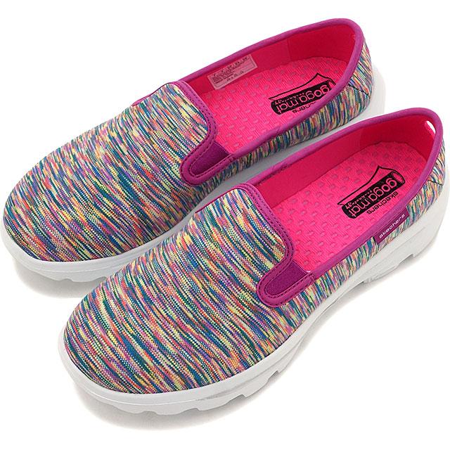 1215c1d7795cc Skechers shape ups go walk move SKECHERS women sneakers GO Walk  Move-Obscure MULT ...