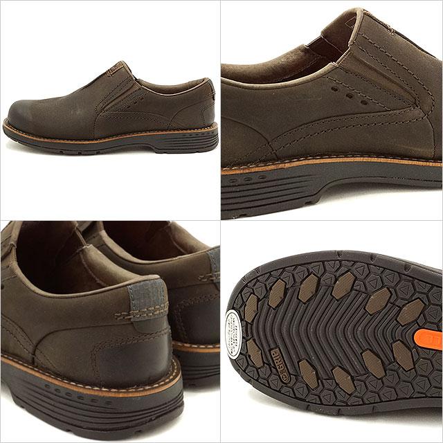 MERRELL 境界 MOC 男性巧克力 Merrell 男式境界 MOC 滑走路鞋 (42147)