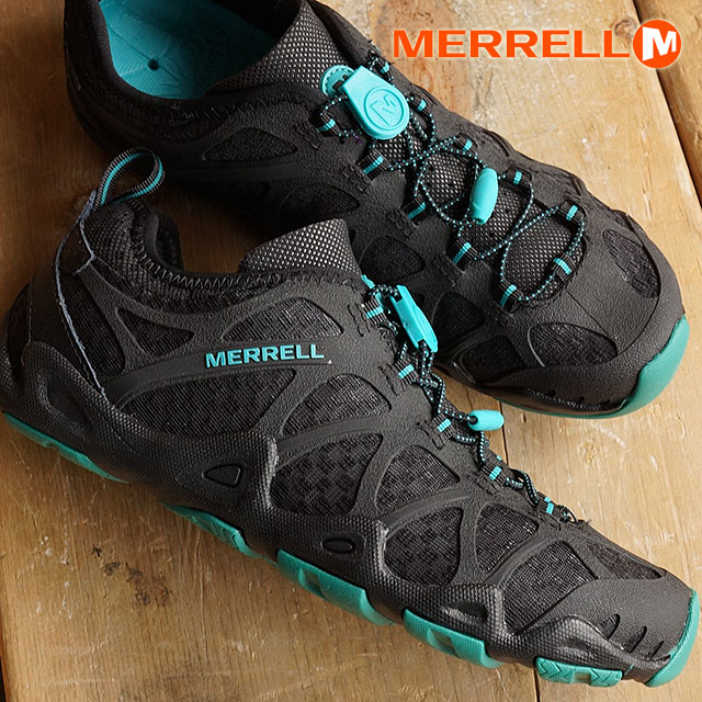 Merrell Terra nymph water shoes ladies sneaker shoes MERRELL AQUATERRA NYMPH  WMN BLK (57334) 95abb55c482