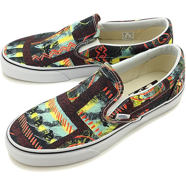 6f00727569 VANS vans slip-ons sneakers men gap Dis CLASSIC SLIP-ON classical music  slip-on (VAN DOREN) HOFFMAN RED (VN0003Z4IX5 SS16)