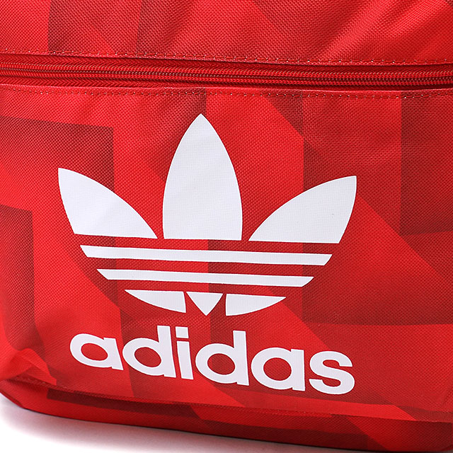adidas Originals adidas originals apparel men's women's BACKPACK FB trefoil Backpack Backpack multi color power red / white / black AO0024 SS16