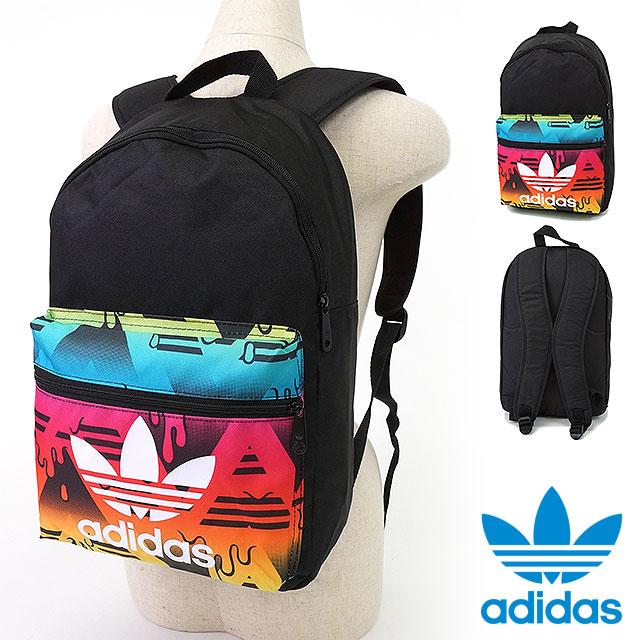 572c2e0ca3 adidas Originals adidas originals apparel men s women s CLASSIC BACKPACK  SOCCURF classic Backpack Rucksack black   multicolor AJ6951 SS16