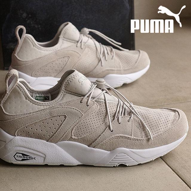 save off e19a7 993bd Puma men gap Dis sneakers blaze of Glory software PUMA BLAZE OF GLORY SOFT  glacier gray / white (360,101-03 SU16)