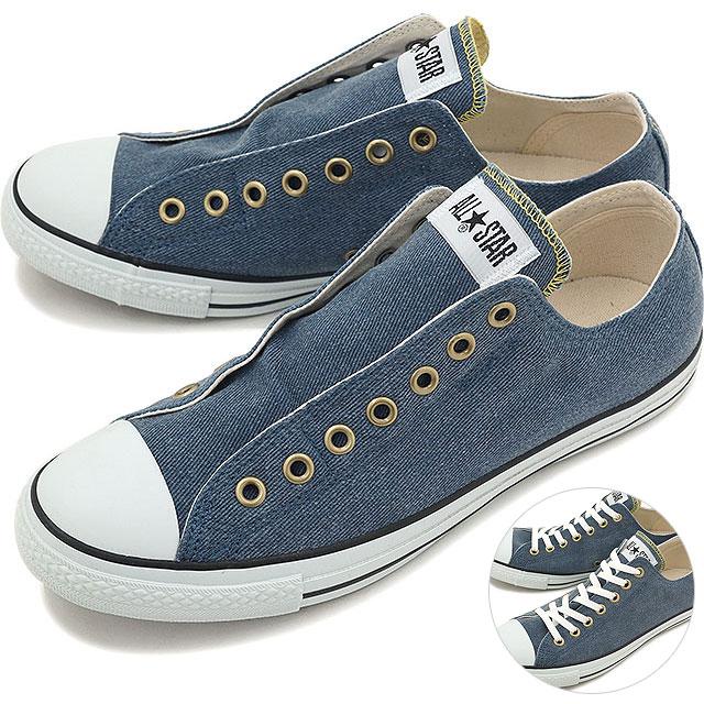 d5d98afb91e3ea Converse all-stars LP denim slip OX CONVERSE men gap Dis ALL STAR LP DENIM SLIP  OX light blue shoes (32861436 SS16)