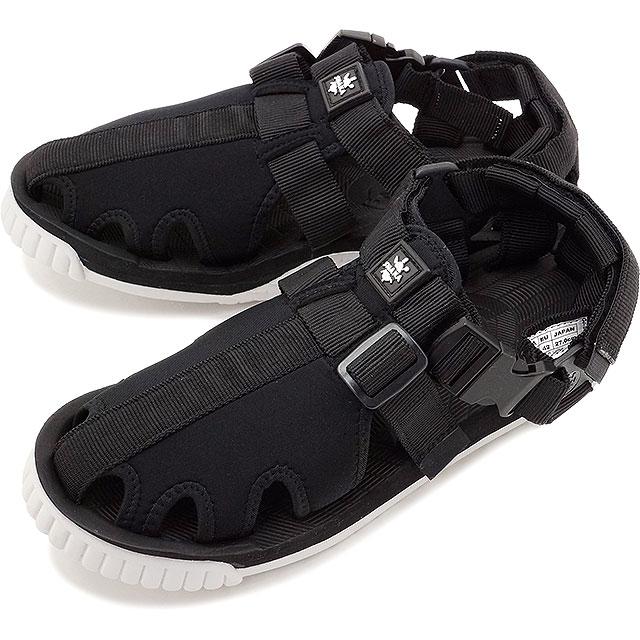 SHAKA沙卡凉鞋吊带凉鞋人分歧D ROCKY STRETCH落基山伸展体育凉鞋BLACK(433005 SS16)