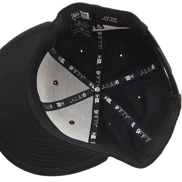 新时代 NE 国旗帽纽埃尔男装女装 9 五十 NE 旗 BLK/S.WHT 帽 (11278045 SS16)