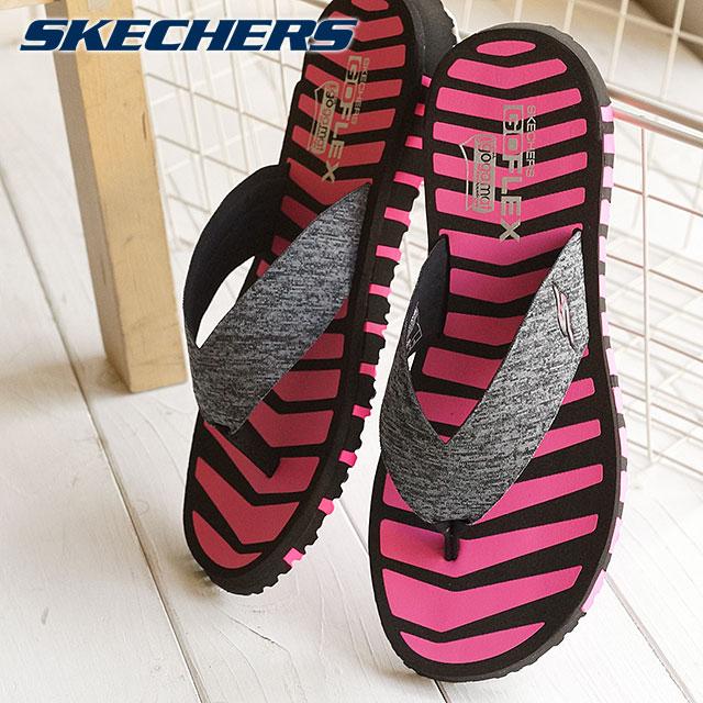 斯凯奇形状 ups goflex 活力斯凯奇女士凉鞋去 Flex vitlity BYHP (14258 SU16)