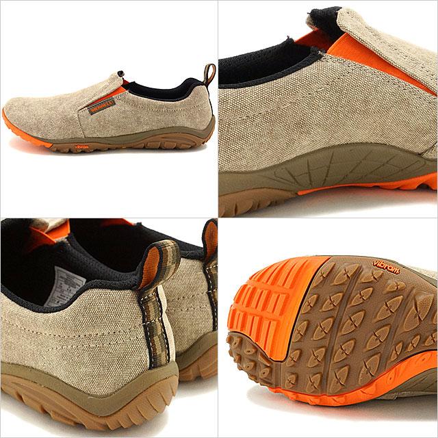 MERRELL 運動鞋 Merrell 男裝叢林手套帆布叢林小樹林帆布袋鼠 (J575459 SS15)