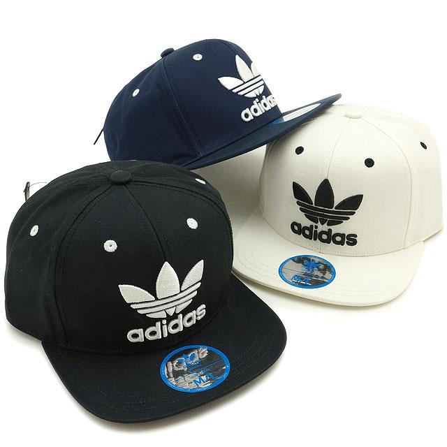 b2b7de26 Adidas originals AC Cap trefoil flat Apparel Mens Womens adidas Originals  AC CAP TREFOIL FLAT S95077 ...