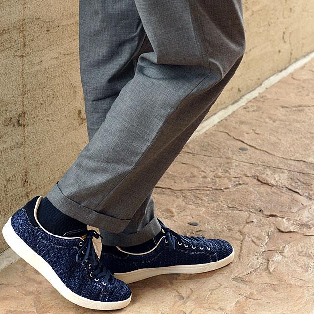 帕特里克 · 努奇帕特里克运动鞋男式女式鞋 PANACH NVY (528312 SS16Q2)