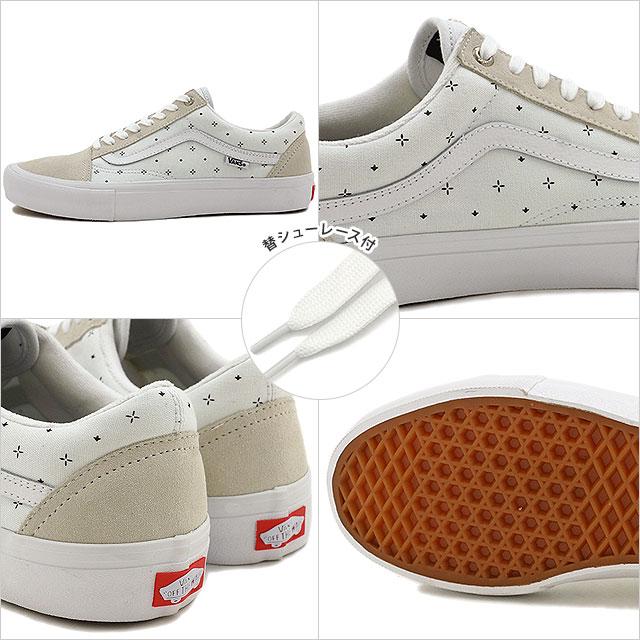 004de4936db Vans old skool Pro VANS mens Womens sneakers PRO OLD SKOOL PRO (BANDANA)  WHITE (VN000ZD4K1L SS16)