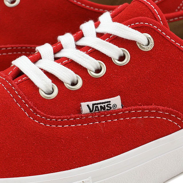 48daeb6e6aa Vans authentic professional VANS men gap Dis sneakers PRO AUTHENTIC PRO RED  WHITE (VN000Q0DY52 SS16)