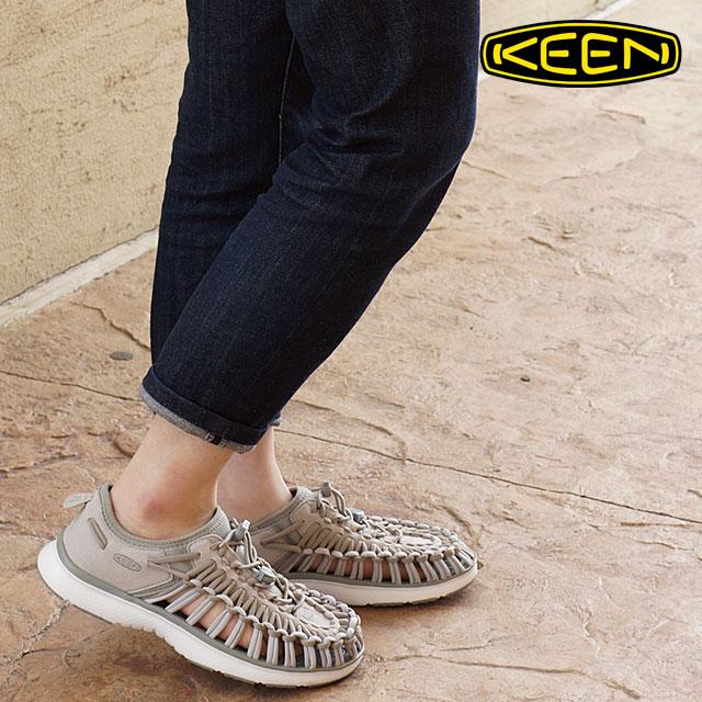 c1e6fdfd1ebd Keane unique auto KEEN WOMEN UNEEK O2 VAPOR WHITE Sandals sneakers (1015688  SU16)