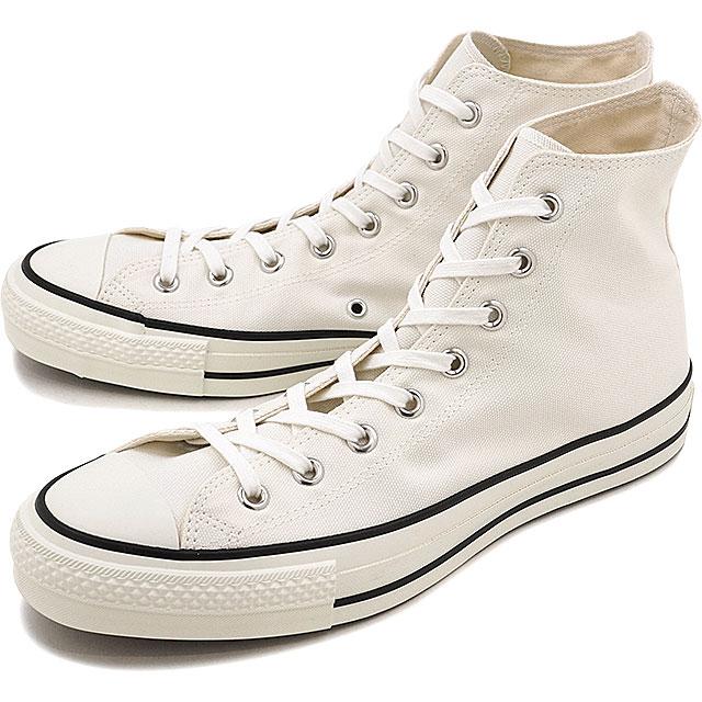 【即納】【国産モデル】コンバース キャンバス オールスター J ハイカット CONVERSE CANVAS ALL STAR J HI ホワイト 靴 (32067960)【e】【コンビニ受取対応商品】
