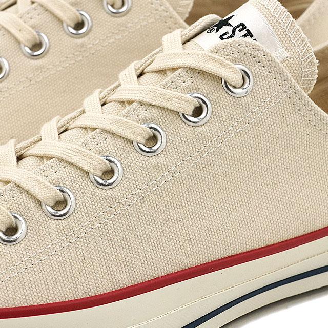 b172f615f393 Converse canvas all-stars J low-frequency cut CONVERSE CANVAS ALL STAR J OX  natural white shoes (32167710)