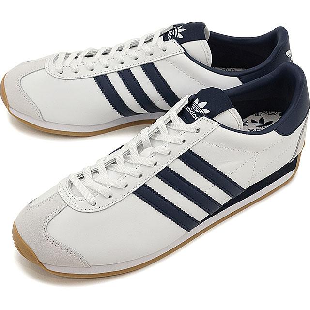 buy online 50dc0 81783 Adidas originals country adidas Originals CNTRY OG R white C navy  gum 4  shoes (G27443 SS17)