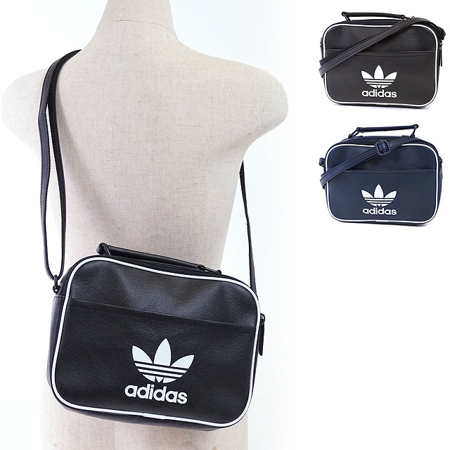 92323e4ba309 adidas Originals Adidas originals MINI AIRLINER AC CLASSIC men gap Dis  Minie aligner AC classical music shoulder bag porch (BK2136 BK2135 SS17)