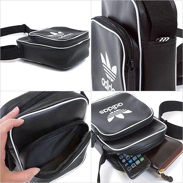 adidas Originals Adidas originals MINI BAG CLASSIC men gap Dis mini-bag  classical music shoulder bag porch (BK2132 BK2131 SS17) e0e0afafa3