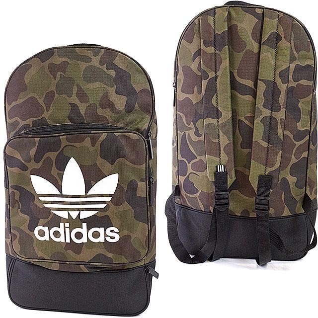adidas Originals Adidas originals BACKPACK STREET CAMO men gap Dis backpack street duck multicolored (BK7211 SS17)