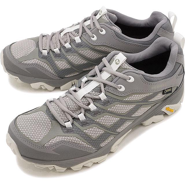 【40%OFF/SALE】【日本別注】メレル メンズ モアブ FST ゴアテックス MERRELL MENS MOAB FST GORE-TEX SILVER 靴 [J598191][ts][e]
