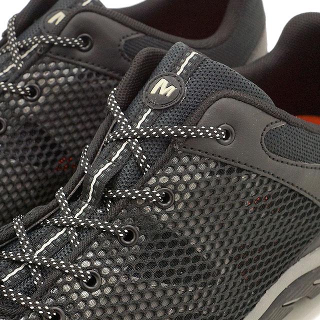 メレルメンズラピッドボウ MERRELL MENS RAPIDBOW BLACK ICE shoes (343109C SS17) 2baaaa72a84