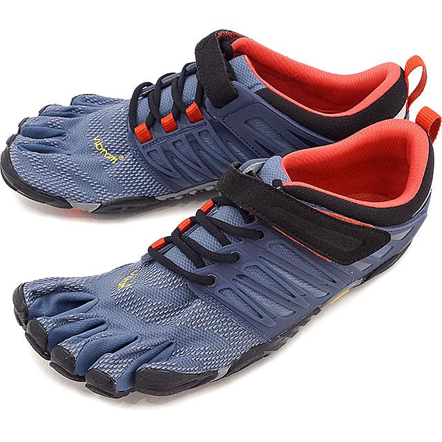数量限定セール  Vibram FiveFingers メンズ ビブラムファイブフィンガーズ メンズ 靴 MNS V-TRAIN INDIGO Vibram/BLACK/BLUE ビブラム ファイブフィンガーズ 5本指シューズ ベアフット 靴 (17M6603)【コンビニ受取対応商品】, 横島町:e23a776d --- canoncity.azurewebsites.net
