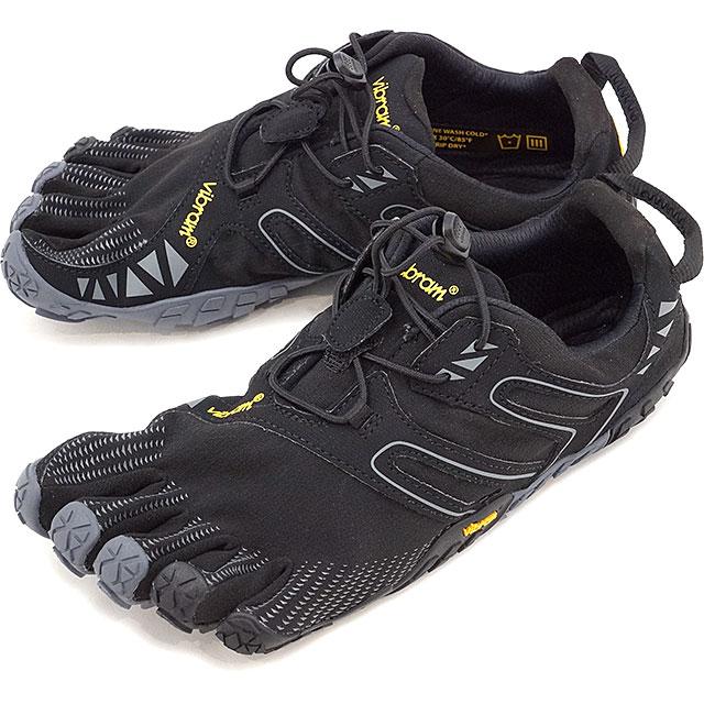grey Black Fivefingers 17m6901 V Trail Scarpe Vibram pXw4Y