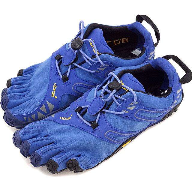 Vibram FiveFingers ビブラムファイブフィンガーズ レディース WMNS V-TRAIL PURPLE/BLACK ビブラム ファイブフィンガーズ 5本指シューズ ベアフット 靴 (17W6908)【コンビニ受取対応商品】