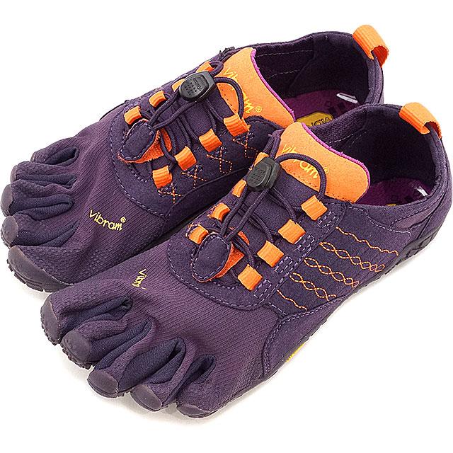 Vibram FiveFingers ビブラムファイブフィンガーズ レディース WMNS TREK ASCENT NIGHTSHADE ビブラム ファイブフィンガーズ 5本指シューズ ベアフット 靴 [17W4702]