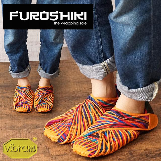 Vibram FUROSHIKI shoes ビブラム フロシキ シューズ メンズ・レディース ビブラムソール REBOZO 靴 (17UAC03)【コンビニ受取対応商品】