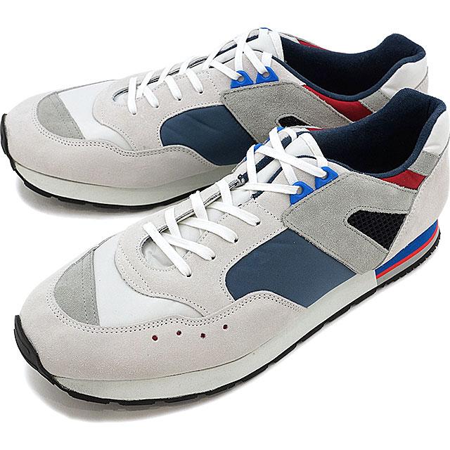 【即納】REPRODUCTION OF FOUND リプロダクション オブ ファウンド スニーカー 靴 FRENCH MILITARY TRAINER フレンチトレーナー ミリタリーシューズ ホワイト (1300FS SS17)【コンビニ受取対応商品】
