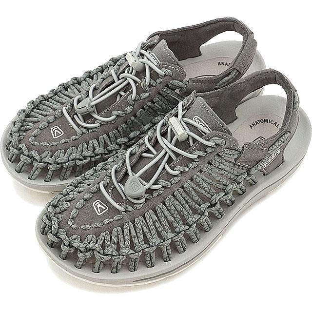 29c8ff7f336a KEEN Kean unique sandals Lady s UNEEK WMN Neutral Gray Gargoyle (1016898  SS17)
