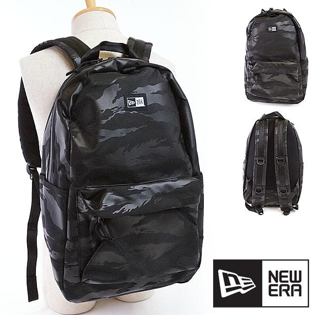 33cde9aa4eba NEWERA new gills cap bag New Era Bag TIGER STRIPE CAMO BLACK ON BLACK LIGHT  PACK Backpack Tigers tripe duck light pack bag backpack rucksack TSC black  ...