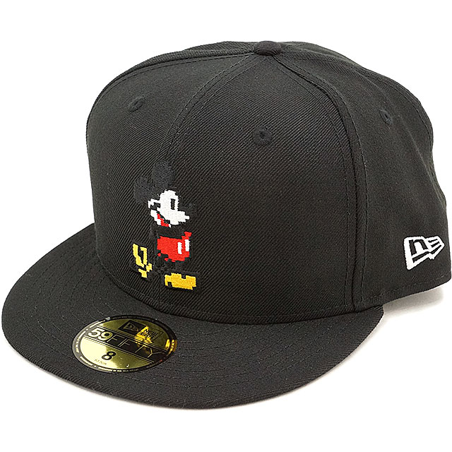 28dcc31f136 ... official newera new gills cap new era 59fifty disney pix mickey stand  disney mickey mouse baseball
