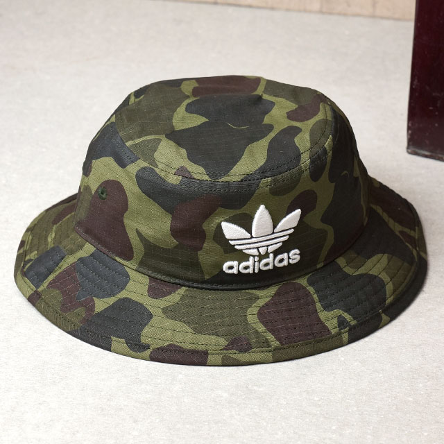 5aed292b7c1 mischief  adidas Originals Adidas originals BUCKET HAT CAMO men gap ...