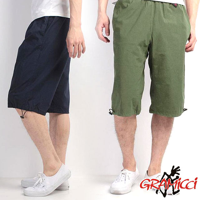 GRAMICCI グラミチメンズ WEATHER SPANT weather stretch shorts (GMP-17S033 SS17)