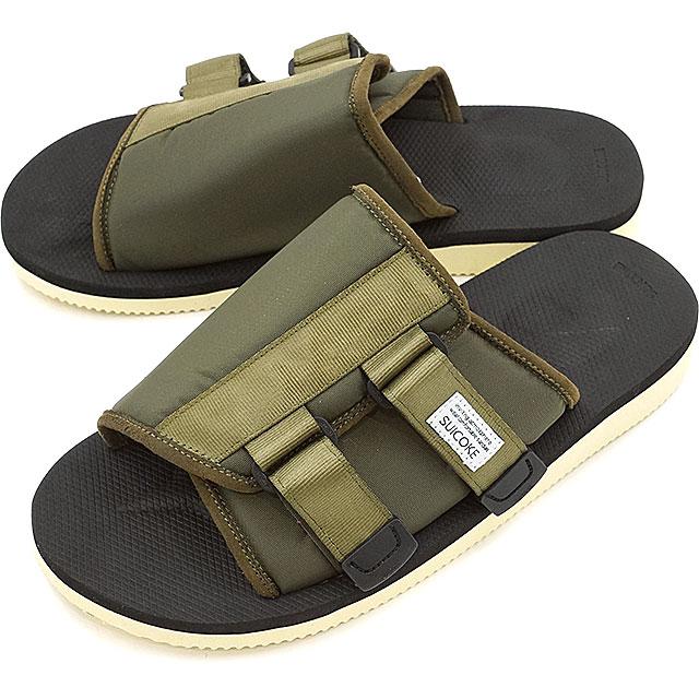 c7ab5ac5cf60 mischief  SUICOKE Sui cook men gap Dis KAW sandal OLIVE (OG-081 SS17 ...
