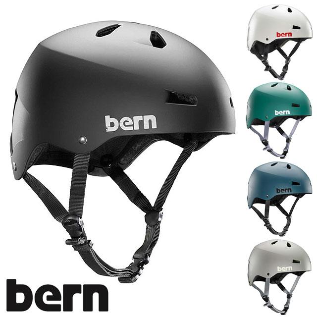 【JAPAN FIT】bern バーン ヘルメット MNS メンズ MACON メーコン [VM2H VM2B]