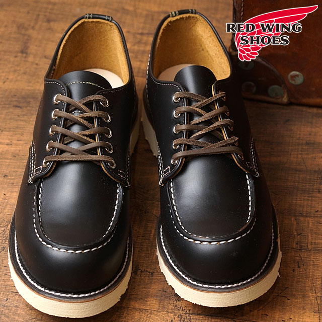 655916bfdb2 REDWING red wing boots men IRISH SETTER Irish setter Oxford shoes Black  Klondike (9894 SS17)
