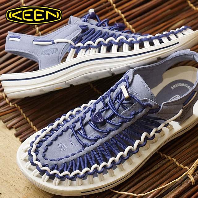 KEEN基恩独特的凉鞋人UNEEK MNS Blue Granite/Patriot Blue(1017035 SS17)