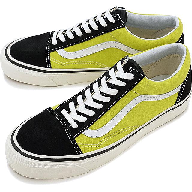 buy \u003e black and yellow vans old skool