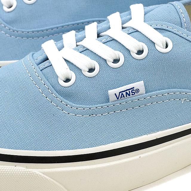 713d867d4e4 VANS vans ANAHEIM FACTORY PACK Anaheim factory pack AUTHENTIC 44 DX  authentic LIGHT BLUE shoes (VN0A38ENMR5 SS17)