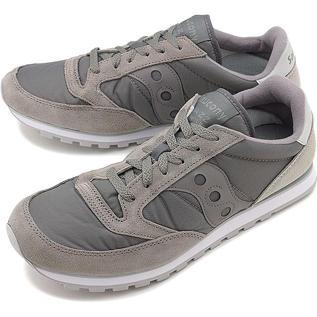 saucony gray